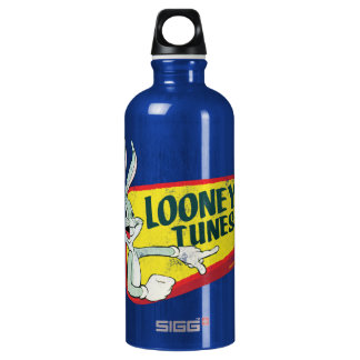 BUGS BUNNY™ LOONEY TUNES™ Retro Patch Water Bottle