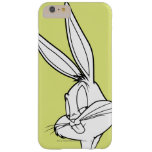 BUGS BUNNY™ Mischievous Barely There iPhone 6 Plus Case