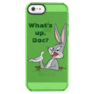 BUGS BUNNY™ Rabbit Hole Clear iPhone SE/5/5s Case