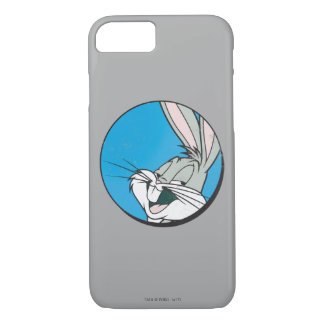 BUGS BUNNY™ Retro Blue Patch iPhone 8/7 Case