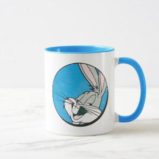 BUGS BUNNY™ Retro Blue Patch Mug