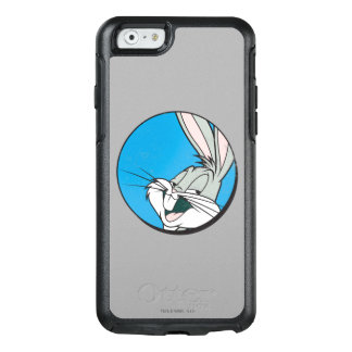 BUGS BUNNY™ Retro Blue Patch OtterBox iPhone 6/6s Case