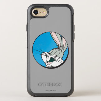 BUGS BUNNY™ Retro Blue Patch OtterBox Symmetry iPhone 8/7 Case