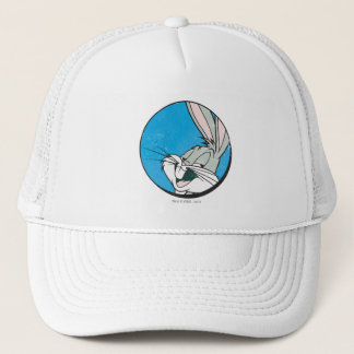 BUGS BUNNY™ Retro Blue Patch Trucker Hat