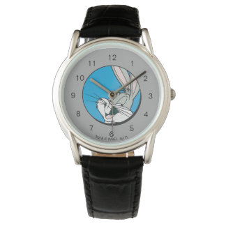 BUGS BUNNY™ Retro Blue Patch Watch