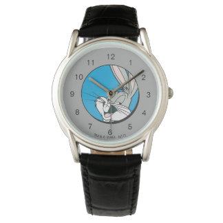 BUGS BUNNY™ Retro Blue Patch Watch