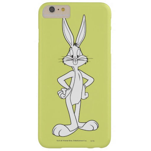 Bugs Bunny Standing 2 Barely There iPhone 6 Plus Case