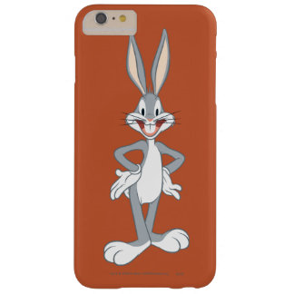 Bugs Bunny Standing Barely There iPhone 6 Plus Case