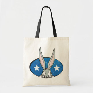 BUGS BUNNY™ Stars Badge Tote Bag