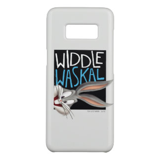 BUGS BUNNY™- Widdle Waskal Case-Mate Samsung Galaxy S8 Case