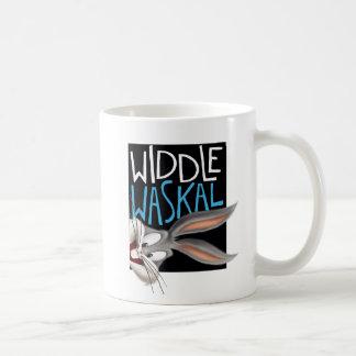BUGS BUNNY™- Widdle Waskal Coffee Mug