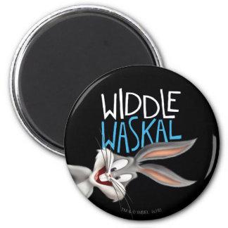 BUGS BUNNY™- Widdle Waskal Magnet
