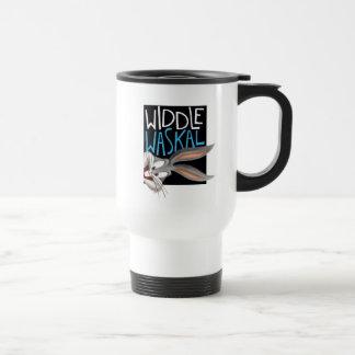 BUGS BUNNY™- Widdle Waskal Travel Mug