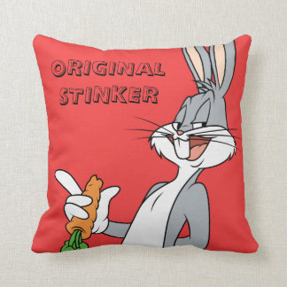 BUGS BUNNY™ With Carrot Cushion