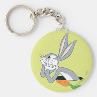 BUGS BUNNY™ with Carrot Keychains
