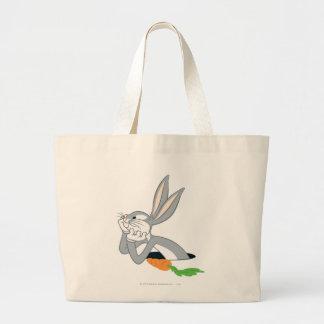 BUGS BUNNY™ with Carrot Jumbo Tote Bag