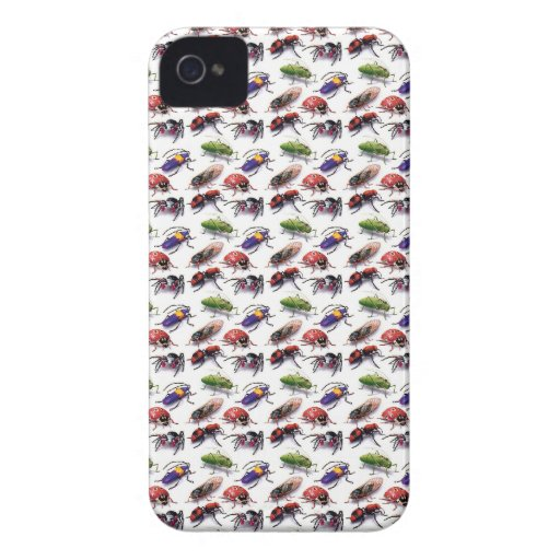 Bugs iPhone 4 Case-Mate Cases