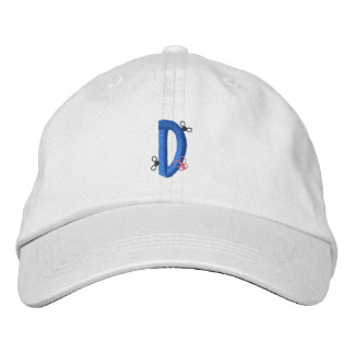 Bugs D Embroidered Baseball Cap