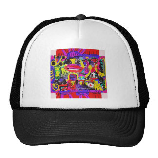Bugs in The White House Abstract Cap