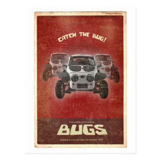 Bugs: Sand Scorcher Postcards