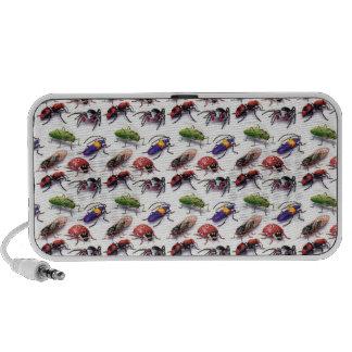 Bugs Travel Speaker