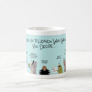 Bugs that go to Heaven Coffee Mug