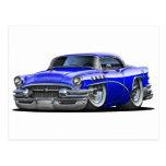 Buick Century Blue Car Post Cards
