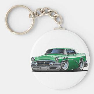 Buick Century Green Car Key Ring