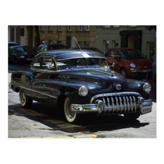 Buick Dynaflow Special Postcard