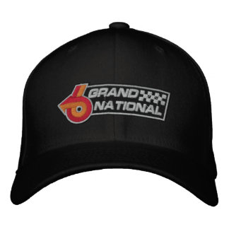 Buick Grand National Embroidered Hat