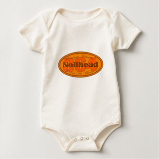Buick nailhead 364 baby bodysuit
