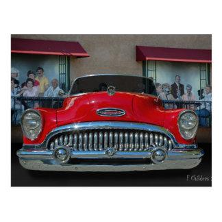 Buick Postcard
