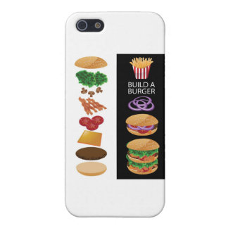 Build A Burger Case For iPhone 5/5S