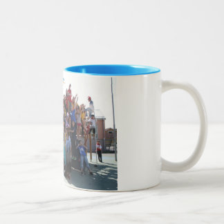 Build a World - Two-Tone Mug