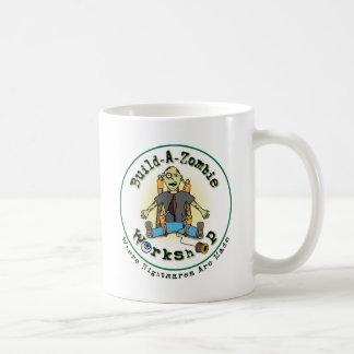 build a zombie coffee mug