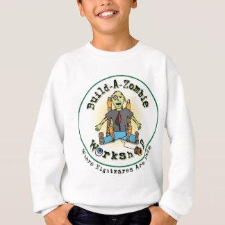 build a zombie sweatshirt