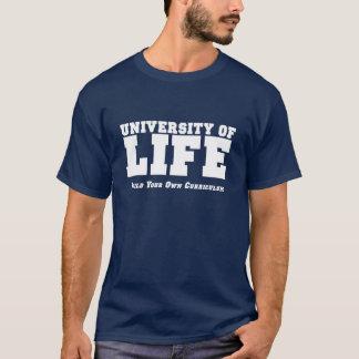 Build - Blue t-shirt