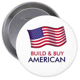 Build & Buy American Button