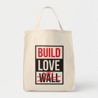 Build love not wall Anti Trump