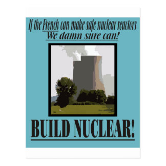 Build Nuclear Post Cards