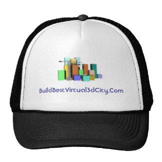 BuildBestVirtual3dCity.Com Cap