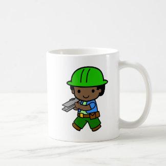 Builder Boy 2 Coffee Mug