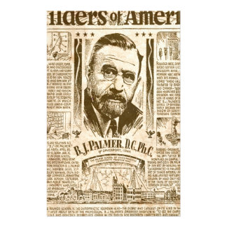 builders of america stationery