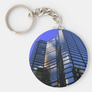 Building-11 Keychain