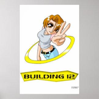 Building 12 Alex Poster