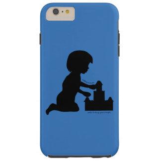 Building A Sandcastle Tough iPhone 6 Plus Case