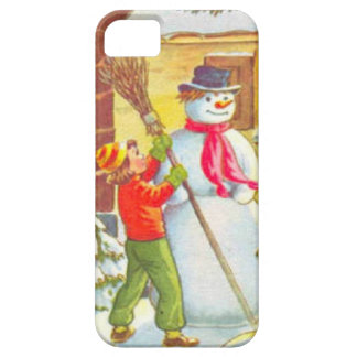 Building a snowman case for the iPhone 5