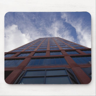 Building and Sky Mouse Pad