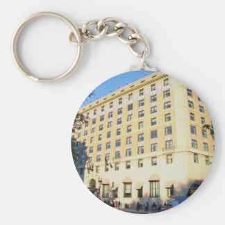 Building Basic Round Button Key Ring
