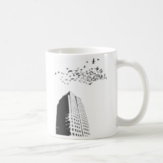 Building Basic White Mug